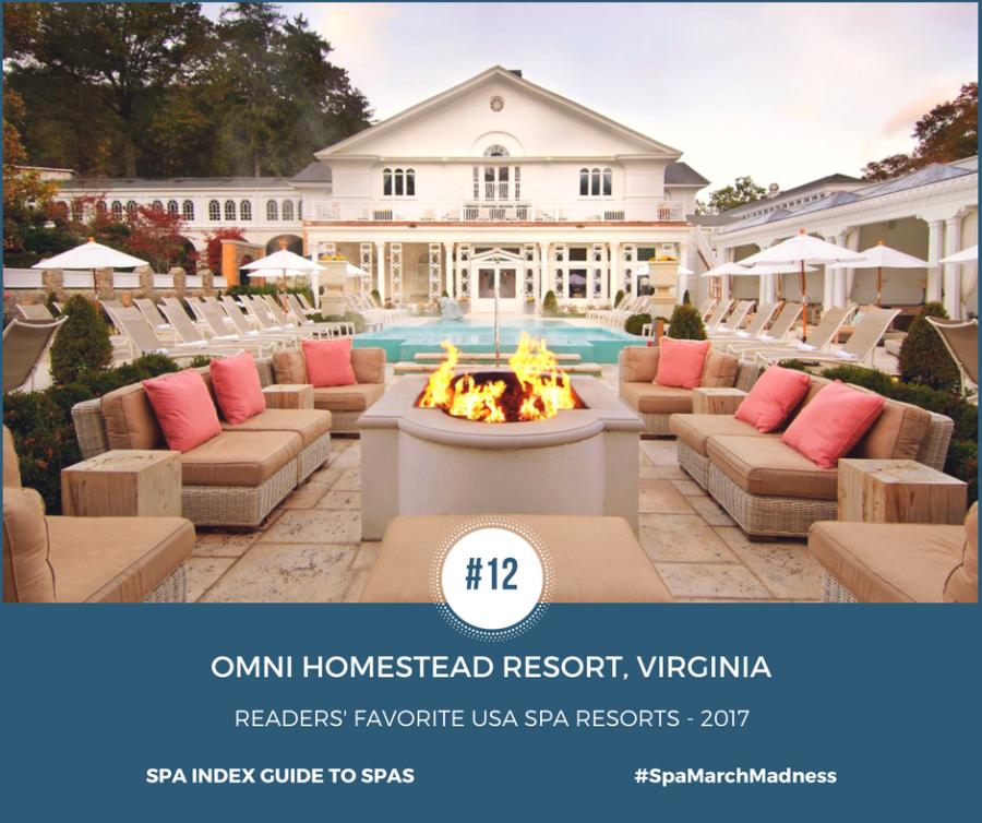 Omni Homestead Resort, Virginia