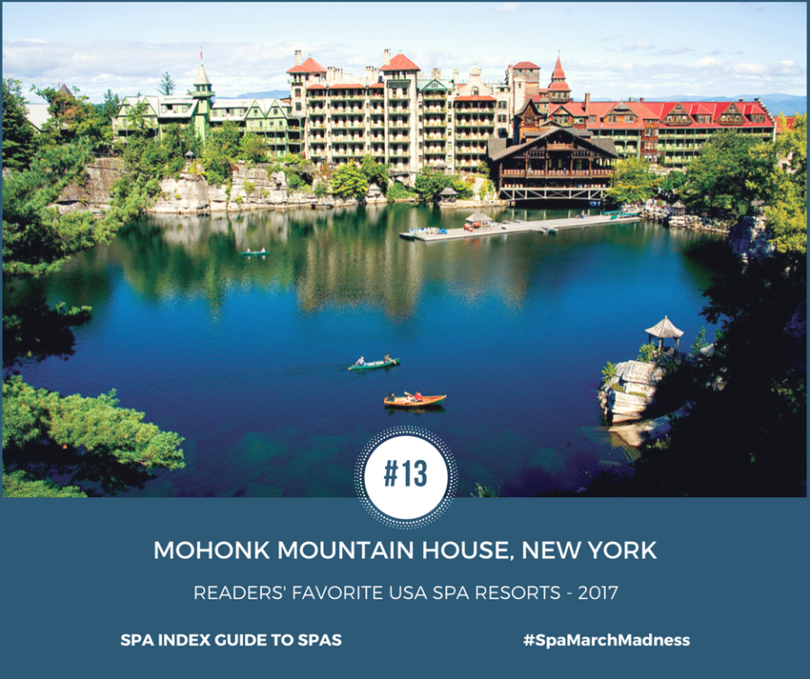 Mohonk Mountain House, New York
