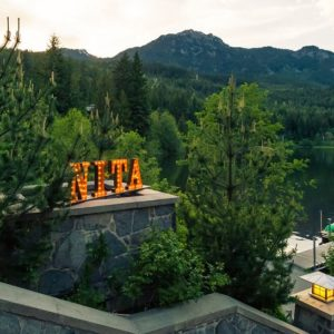 Nita Lake Lodge, Whistler, BC