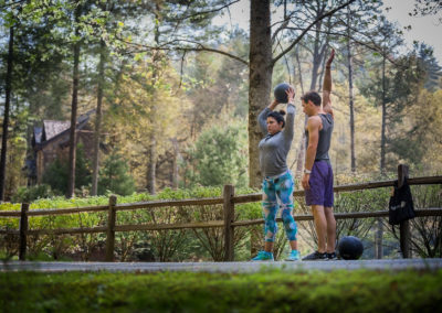Skyterra Wellness Retreat - Fitness and Movement
