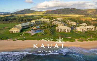 Video Tour – Aqua Kauai Beach Resort and Rainforest Spa – Hawaii