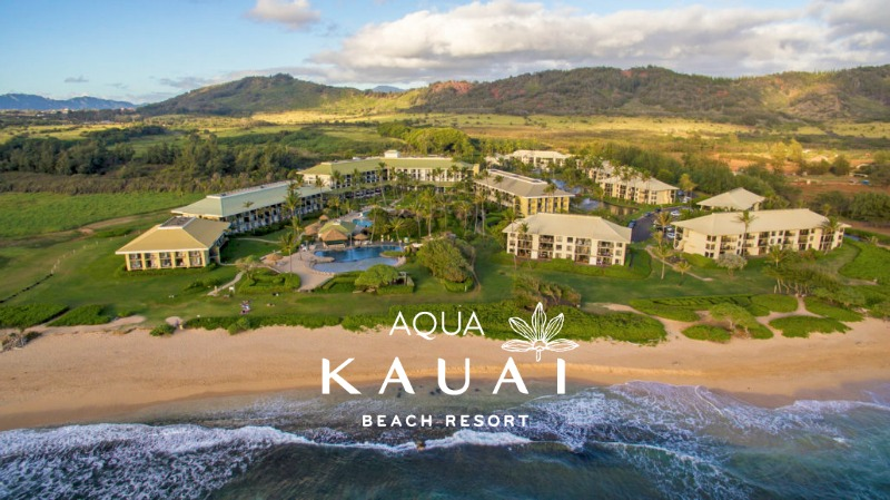 Aqua Kauai Beach Resort Hawaii