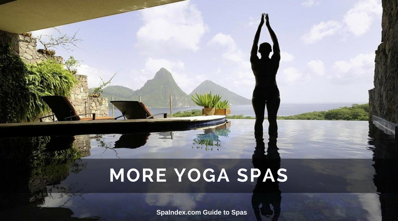 More Yoga Hotels and Resorts
