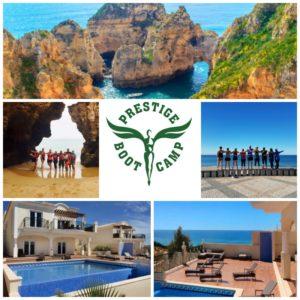 Prestige Boot Camp Algarve Portugal