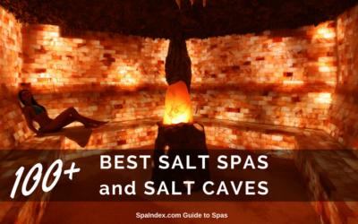 Best Salt Spas, Salt Caves and Halotherapy Studios