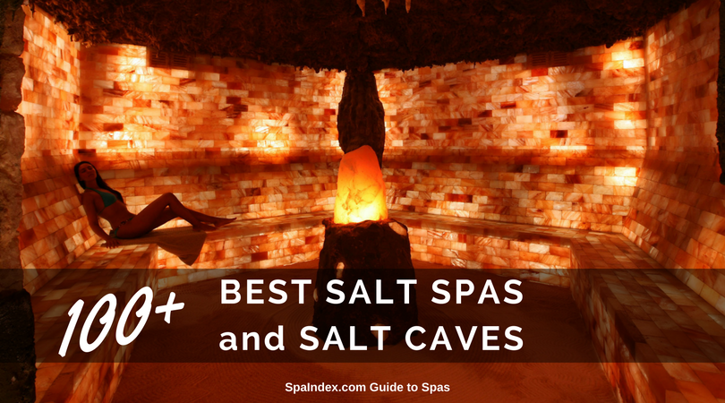 Best Salt Spas and Caves - Halotherapy Salt Room Directory