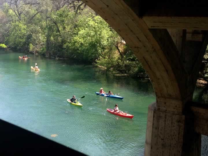 Zilker Boats and Kayak Rentals
