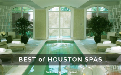 Best Spas in Houston