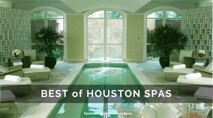 BEST OF HOUSTON Spas