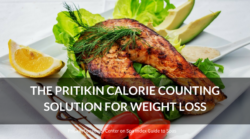 The Pritikin Calorie Counting Solution for Weight Loss