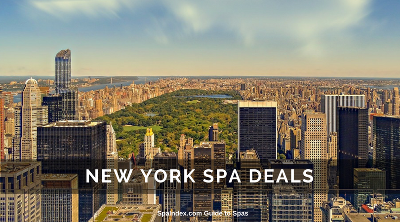 New York Spa Deals