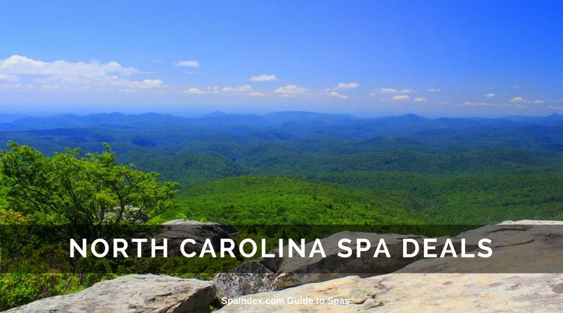 North Carolina Spa Getaways and Deals