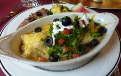 Ojai Chicken Enchiladas