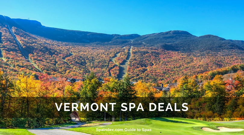 Vermont Spa Deals