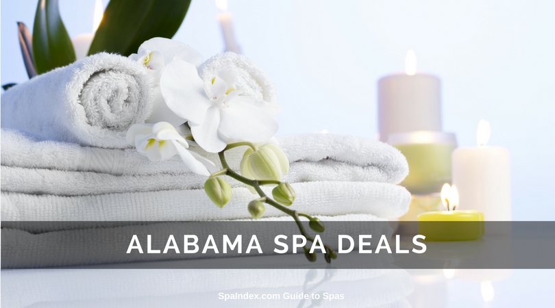 Alabama Spa Packages and Deals