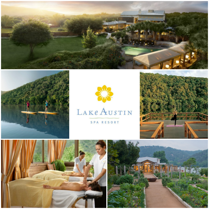 Lake Austin Spa Resort - Texas Destination Spa