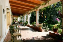 Oaxaca Spa Vacation – Hotel Hacienda Los Laureles