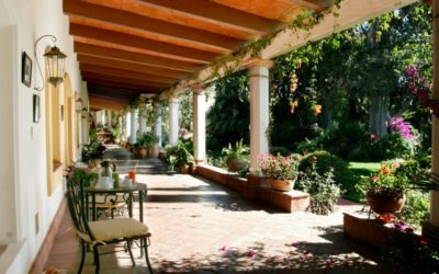 Oaxaca Spa Vacation– Hotel Hacienda Los Laureles