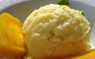 Corn and Sour Cream Mashed Potatoes