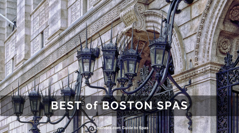 Best of Boston Spas