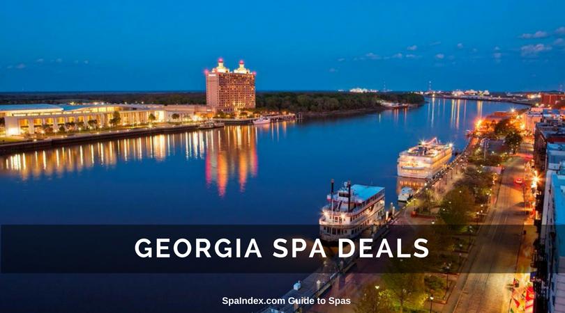Georgia Spa Packages