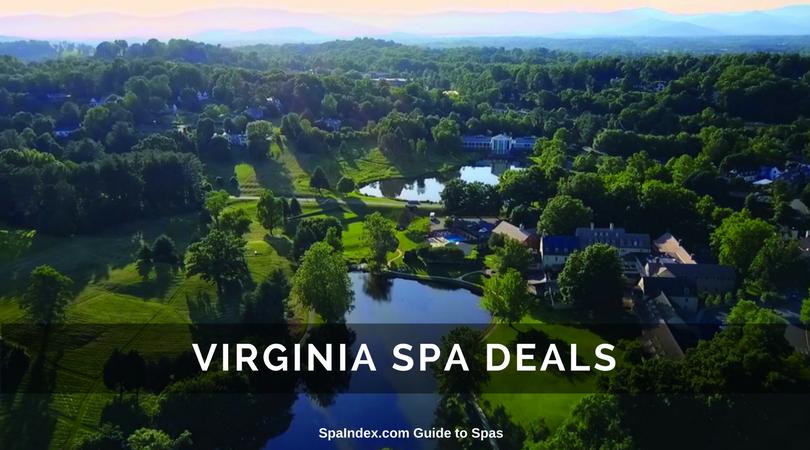 Virginia Spa Deals and Getaweays