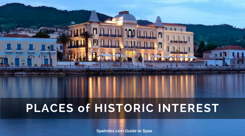 Spas and Hotels of Historic Interest