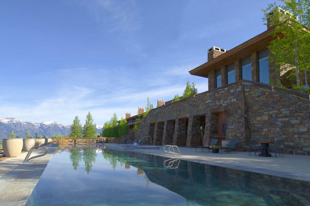 Wellness Wanderlust Amangani Resort Wyoming
