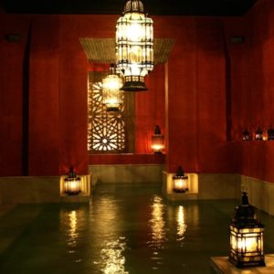 Aire de Sevilla Bathhouse, Seville, Spain
