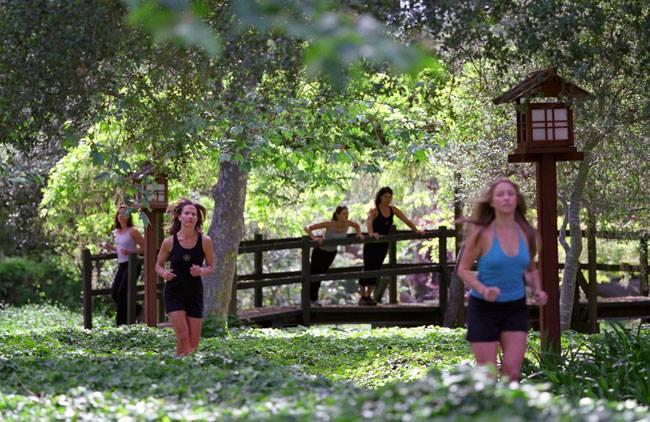 Golden Door Spa, Escondido, California - Fitness and Wellness