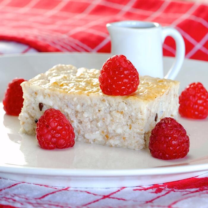 Baked-Oatmeal-Custard