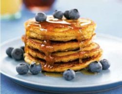Biggest Loser Better Blueberry Pancakes