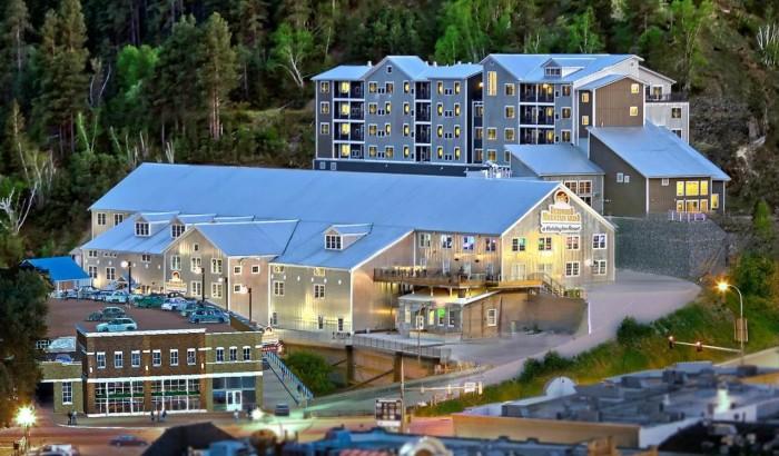 Deadwood Mountain Grand Hotel Amp Spa South Dakota