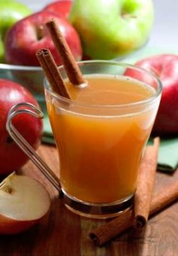 Dr. Haas Detoxifying Cinnamon Apple Cider