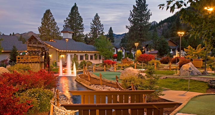 Day Spa In Leavenworth