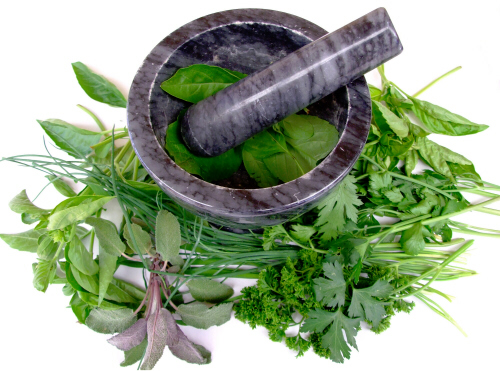 Spa Index Herbs