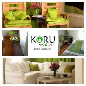 Koru Eco Spa Block Island