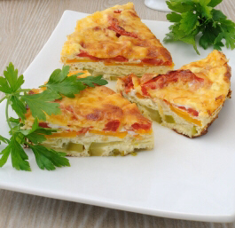 Fritatta by Apolonia