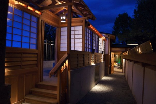 Ten Thousand Waves Japanese Onsen Spa Santa Fe