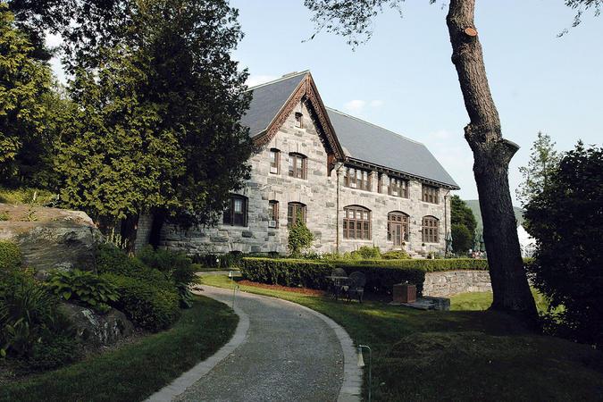 Castle Hill Resort And Spa Proctorsville Vt