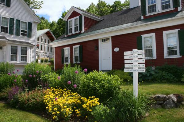 Christmas Farm Inn.Christmas Farm Inn And Spa Jackson Village New Hampshire