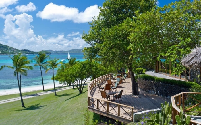 Petit St Vincent Island Resort Amp Spa Grenadines