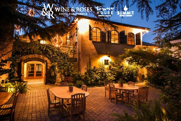 Wine Amp Roses Hotel And Spa Lodi