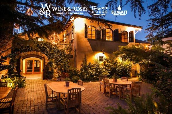 Wine Amp Roses Hotel Spa Lodi Wine Country California