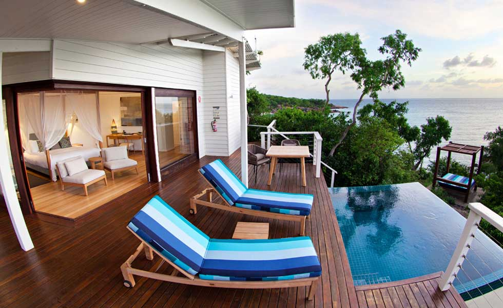 Lizard island resort great barrier reef queensland for Los mejores hoteles boutique del mundo