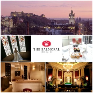 Balmoral Hotel Spa Edinburgh Scotland