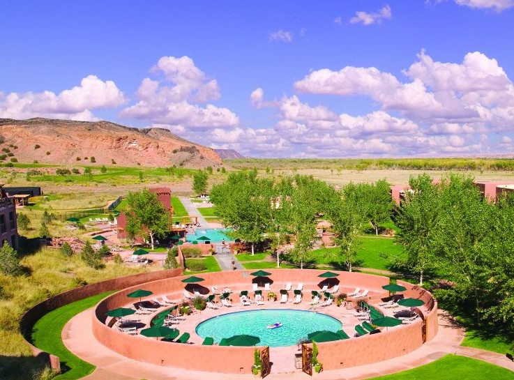 Hyatt Regency Tamaya Resort And Spa Albuquerque