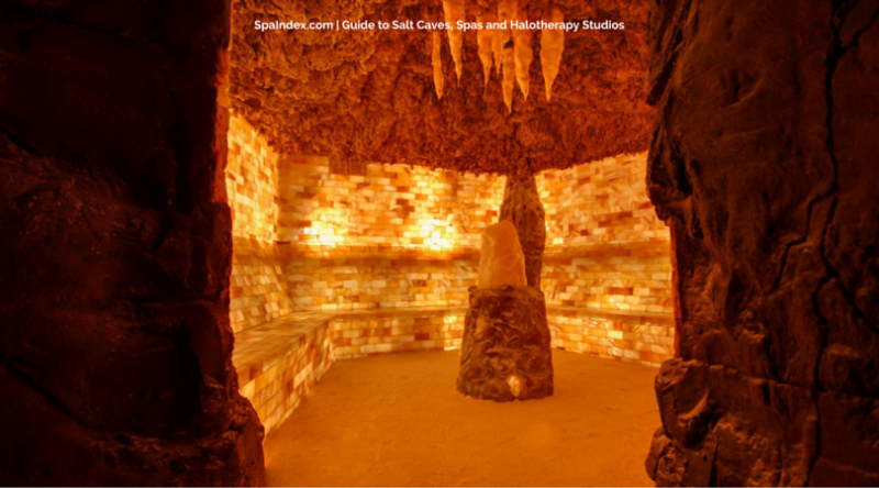 Best Salt Spas And Caves Halotherapy Salt Room Directory