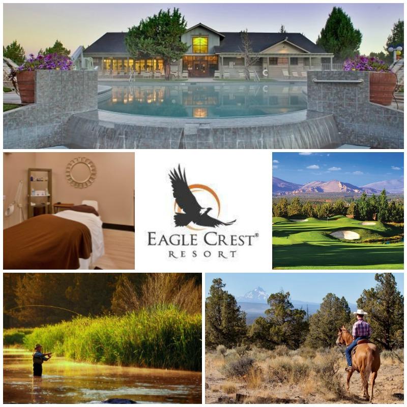 Eagle Crest Hotel Resort Spa Redmond Oregon Hotels