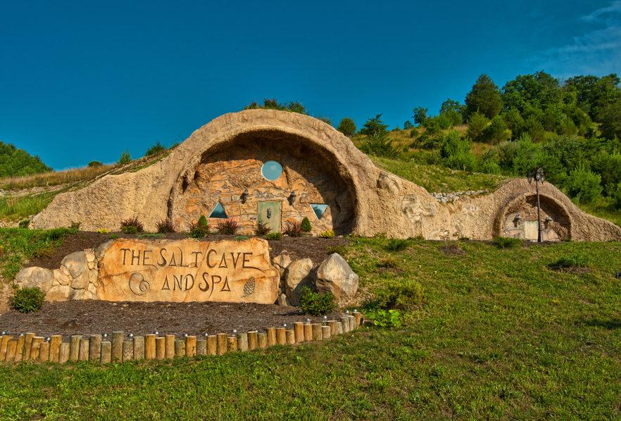 The Salt Cave Amp Spa White Sulphur Springs
